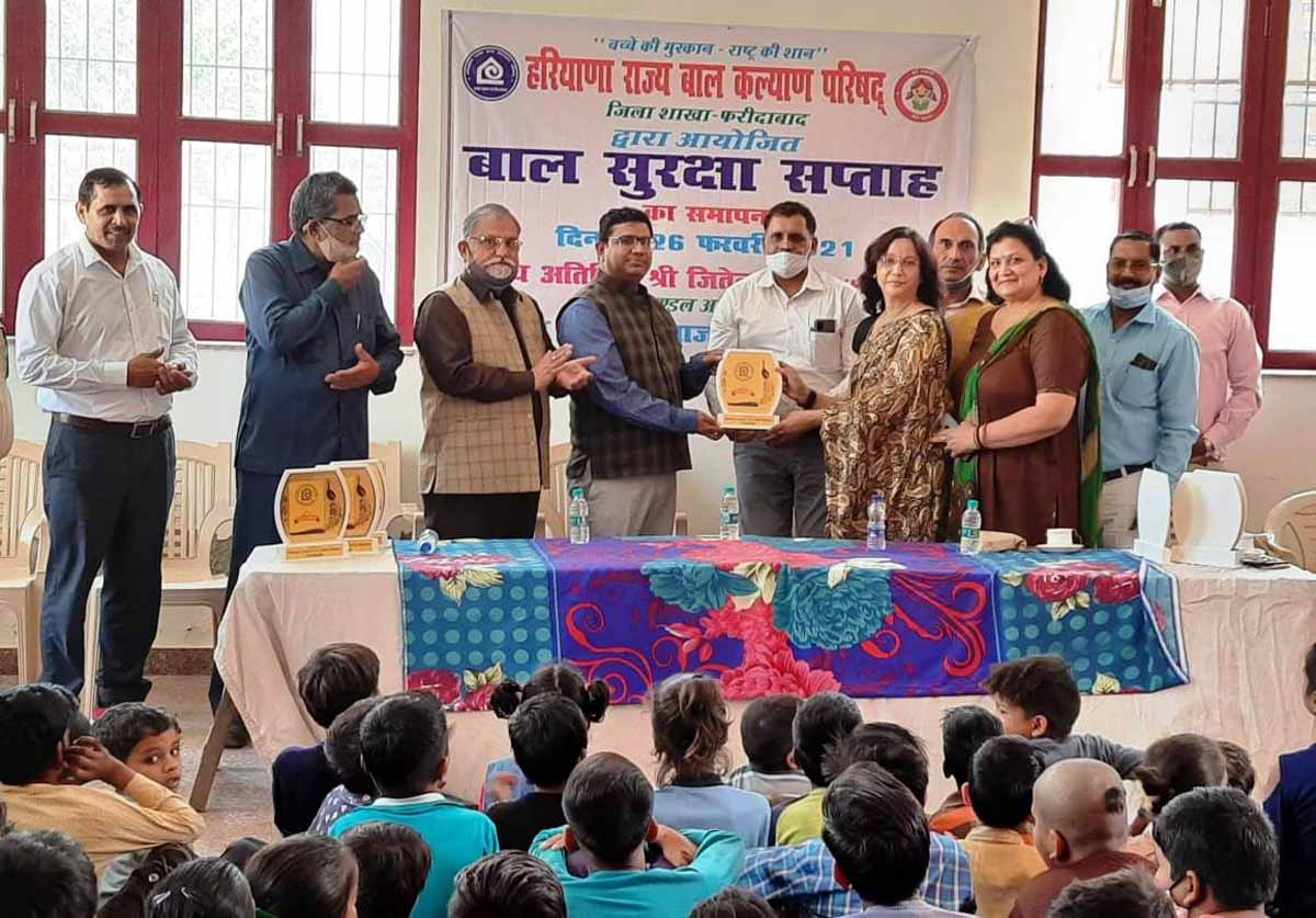 बच्चों को अपने अधिकारों के प्रति जागरूक करना होगा : जितेंद्र कुमार
